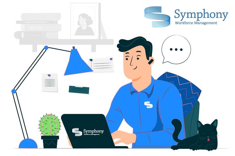 Symphony como herramienta ideal para el teletrabajo